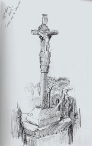 crucifix le cosquer