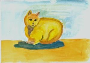 watercolour exercise no1